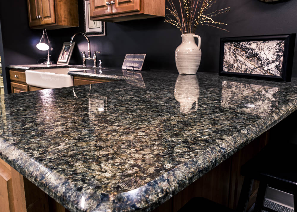 Gentil ... Located In Mechanicsburg, PA, Which Features A Variety Of Examples Of  Corian, Zodiaq, Cambria, And Granite Countertops. We Also Have A Showroom  In At ...